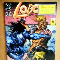 Comics : LOBO : RETRATO DE UNA VÍCTIMA ( ONE SHOT ). Lote 232098820