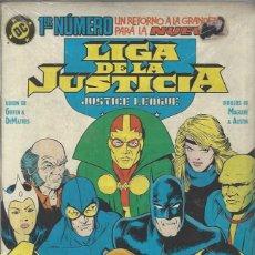 Cómics: LIGA DE LA JUSTICIA AMERICA - 54 NºS - COMPLETA - BUEN ESTADO. Lote 232138500