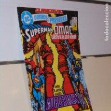 Cómics: CLASICOS DC Nº 19 SUPERMAN Y OMAC EJERCITO DE UN SOLO HOMBRE - ZINCO. Lote 232204900