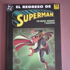 Comics : COMIC EL REGRESO DE SUPERMAN. Lote 232229175