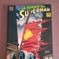 Comics : COMIC LA MUERTE DE SUPERMAN. Lote 232229660