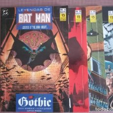 Cómics: COMIC BATMAN Nº 6, 11, 12 Y 13. Lote 232232250