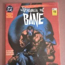 Fumetti: COMIC BATMAN LA VENGANZA DE BANE. Lote 232232725