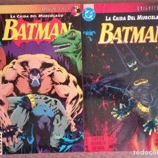 Fumetti: COMIC BATMAN LA CAIDA DEL MURCIELAGO. Lote 232289960