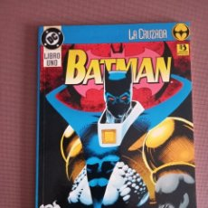 Cómics: COMIC BATMAN LA CRUZADA LIBRO UNO. Lote 232290555