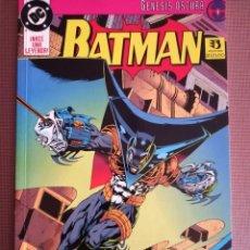 Fumetti: COMIC BATMAN GENESIS OSCURA Nº 1. Lote 232291115