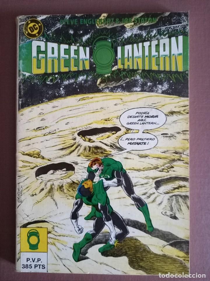 COMIC GREE LANTERN RETAPADO 23 AL 27 (Tebeos y Comics - Zinco - Liga de la Justicia)