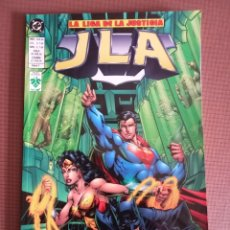 Comics: COMIC LA LIGA DE LA JUSTICIA NUEVO ORDEN MUNDIAL. Lote 232296925
