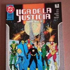 Cómics: COMIC LA LIGA DE LA JUSTICIA LA MANO DEL DESTINO. Lote 232301580