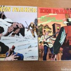 Cómics: N5 Y N6 KEN PARKER. EDICIONES ZINCO. Lote 232381870