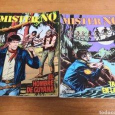 Cómics: 2 CÓMIC MISTER NO. N°6 Y 7. Lote 232383825