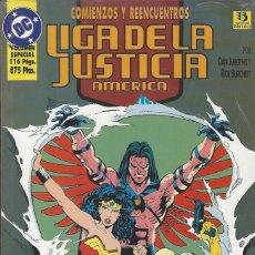 Cómics: EL REGRESO DE LA LIGA DE LA JUSTUCIA DE AMERICA- 4 TOMOS - COMPLETA - COMO NUEVOS. Lote 232425520