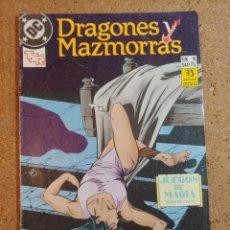 Cómics: COMIC DE DRAGONES Y MAZMORRAS EDICIONES ZINCO Nº 9. Lote 232682540
