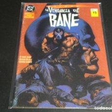 Fumetti: BATMAN LA VENGANZA DE BANE. Lote 232857455
