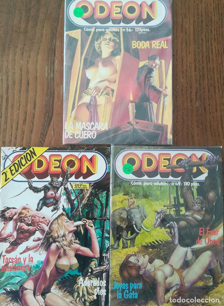 ODEON 43,49,56 (Tebeos y Comics - Zinco - Otros)
