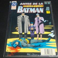 Comics: BATMAN ANTES DE LA HORA ZERO. Lote 232859505