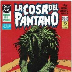 Cómics: LA COSA DEL PANTANO NO. 10. Lote 233196645