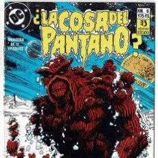 Cómics: LA COSA DEL PANTANO NO. 6. Lote 233196750