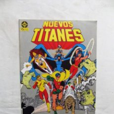Cómics: NUEVOS TITANES Nº 1 EDICIONES ZINCO. Lote 233276785