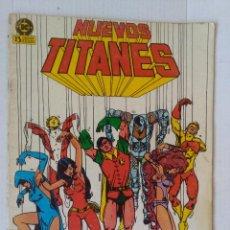 Cómics: NUEVOS TITANES 9 PRIMERA EDICION-ZINCO. Lote 233319265