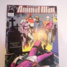 Cómics: RETAPADO CON CINCO COMICS DE ANIMAL MAN - NUMS 16 AL 20. Lote 233914325