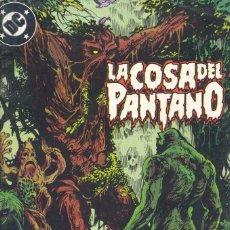 Cómics: LA COSA DEL PANTANO Nº10. EDICIONES ZINCO, 1988. ALAN MOORE. Lote 234109430