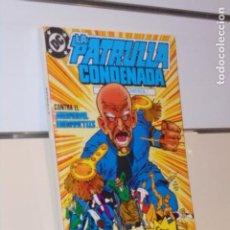 Fumetti: RETAPADO LA PATRULLA CONDENADA Nº 4 CONTIENE LOS Nº 13-14-15 Y 16 DE LA COLECCION - ZINCO. Lote 234352500