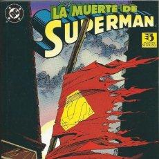 Cómics: SUPERMAN . LA MUERTE DE SUPERMAN . ZINCO. Lote 234382025