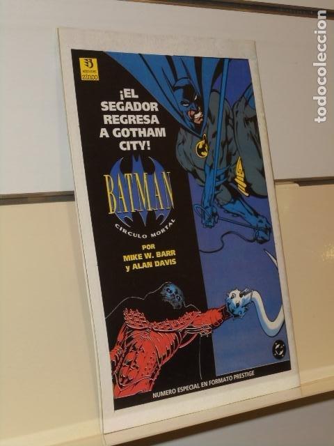 Cómics: LOS NUEVOS TITANES Nº 35 DC - ZINCO - Foto 2 - 234558195