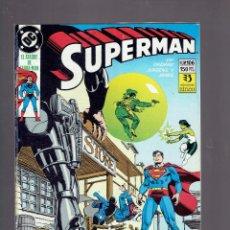 Cómics: LOTE 15 COMICS DE SUPERMAN DC POR JURGENS Y THIBERT EDICIONES ZINCO S.A. 1984. Lote 234788325
