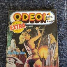Comics: ODEON EXTRA Nº 1 RELATOS GRAFICOS PARA ADULTOS ( COMIC EROTICO ) , ZINCO , SELLO TIBURON. Lote 234384865