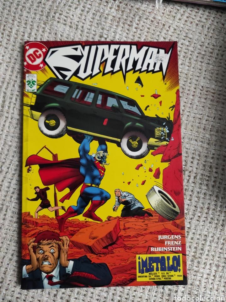 SUPERMAN - ¡ METALO ! (Tebeos y Comics - Zinco - Superman)