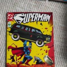 Cómics: SUPERMAN - ¡ METALO !. Lote 27357780