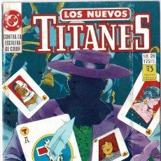 Cómics: LOS NUEVOS TITANES NO. 26. Lote 235008085