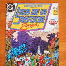 Cómics: LIGA DE LA JUSTICIA EUROPA Nº 8 - DC - ZINCO (6Ñ). Lote 235035215