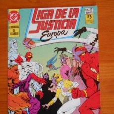 Cómics: LIGA DE LA JUSTICIA EUROPA Nº 27 - DC - ZINCO (6Ñ). Lote 235043535