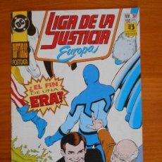 Comics: LIGA DE LA JUSTICIA EUROPA Nº 36 - DC - ZINCO (6Ñ). Lote 235043770