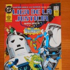 Cómics: LIGA DE LA JUSTICIA AMERICA Nº 42 - DC - ZINCO (6Ñ). Lote 235044015