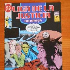 Cómics: LIGA DE LA JUSTICIA AMERICA Nº 45 - DC - ZINCO (6Ñ). Lote 235044910