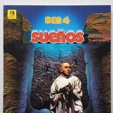 Cómics: DEN 4: SUEÑOS (ZINCO/TOUTAIN, 1993). Lote 235095505