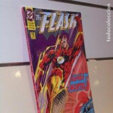 Cómics: THE FLASH RAPIDO Y MORTAL DC - ZINCO OCASION. Lote 235159890