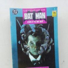 Cómics: BATMAN. Lote 235256230