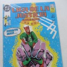 Cómics: LIGA DE LA JUSTICIA AMÉRICA Nº 30 ED ZINCO MUCHOS EN VENTA PIDE FALTAS ARX2. Lote 235259695