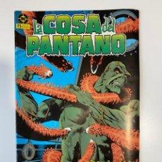 Cómics: LA COSA DEL PANTANO. Nº 6 - ABORDO DE LA NAVE HAVEN. DC. EDICIONES ZINCO. 1985. Lote 235279795