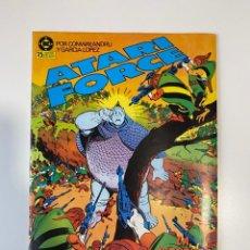 Comics : ATARI FORCE. Nº 8 - LA AVENTURA DE BABE. EDICIONES ZINCO.. Lote 235280060