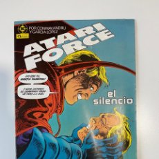 Cómics: ATARI FORCE. Nº 13 - EL SILENCIO. EDICIONES ZINCO.. Lote 235280125