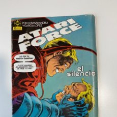 Cómics: ATARI FORCE. Nº 13 - EL SILENCIO. EDICIONES ZINCO.. Lote 235280160