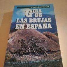 Cómics: GUIA DE LA BRUJAS EN ESPAÑA. JUAN G. ATIENZA. 1ª EDICION 1986.. Lote 235280815