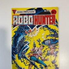 Cómics: ROBO HUNTER. Nº 1. EDICIONES ZINCO.. Lote 235280835