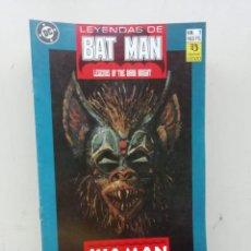 Cómics: BAT MAN. Lote 235294605